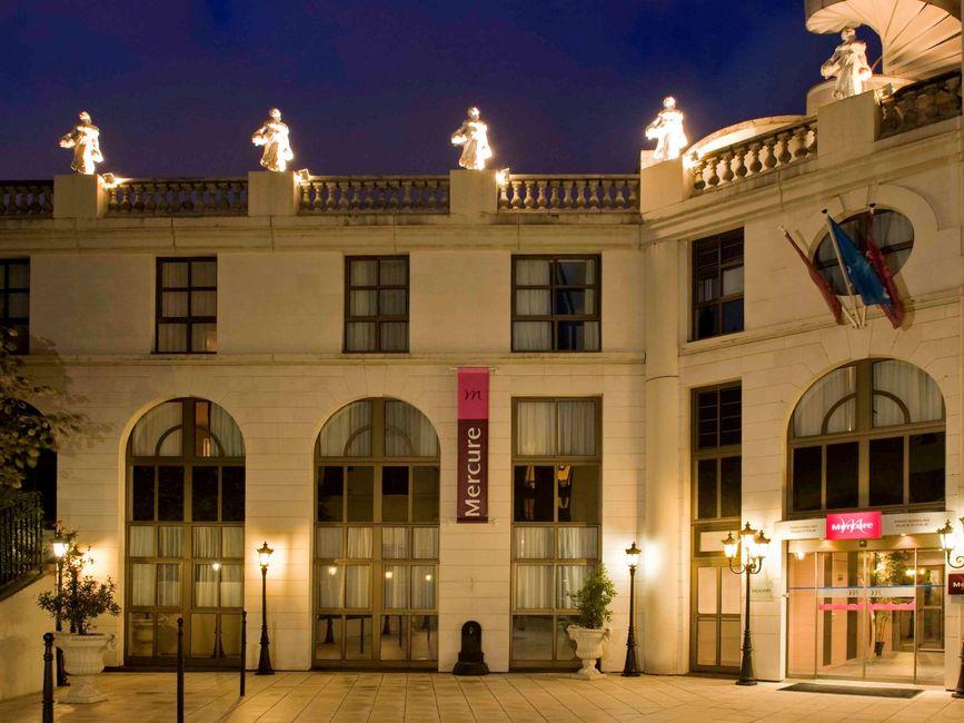 Hotel H Tel Mercure Paris Gobelins Place D 39 Italie Paris