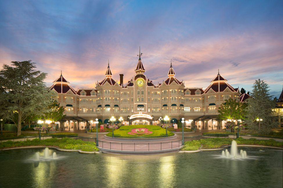 Hotel Disneyland Hotel Chessy
