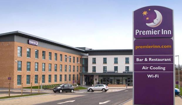 Hotels Edinburgh Airport Premier Inn