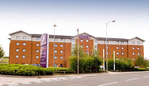 Hotel Premier Inn Castleford Xscape M62 Jct 32 Trivago Co Uk