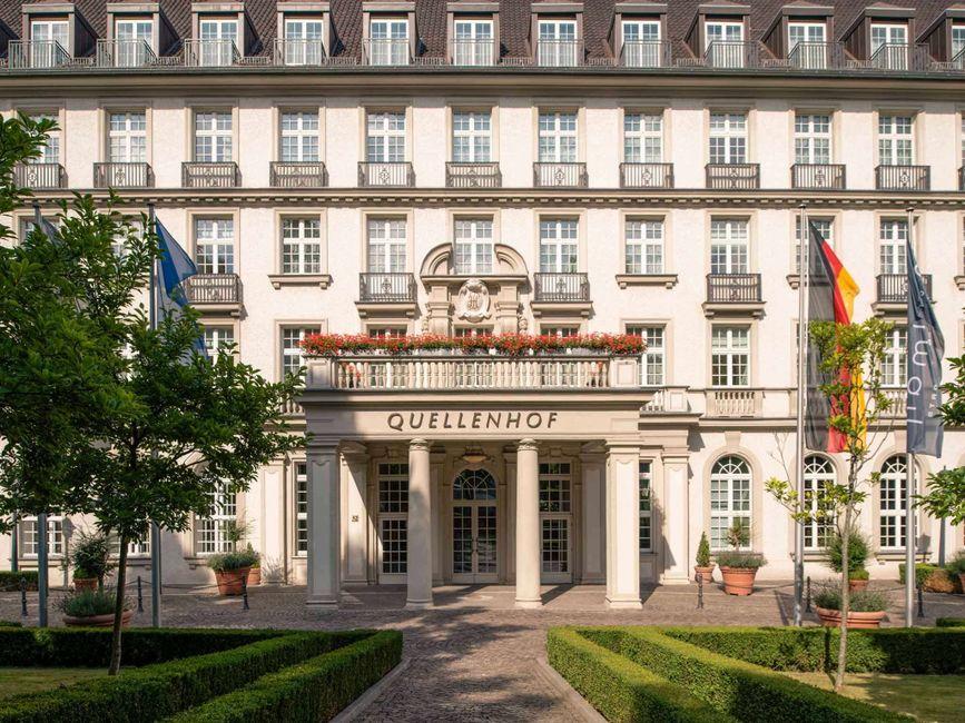 Hotel Pullman Aachen Quellenhof Aachen Trivago De