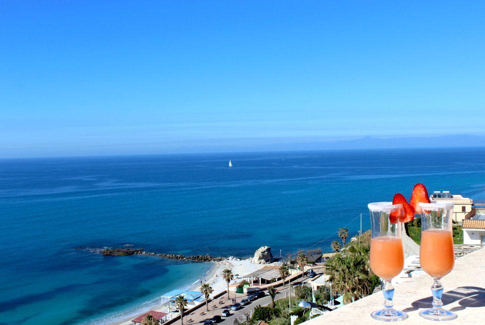 Hotel Terrazzo Sul Mare, Tropea - trivago.co.uk
