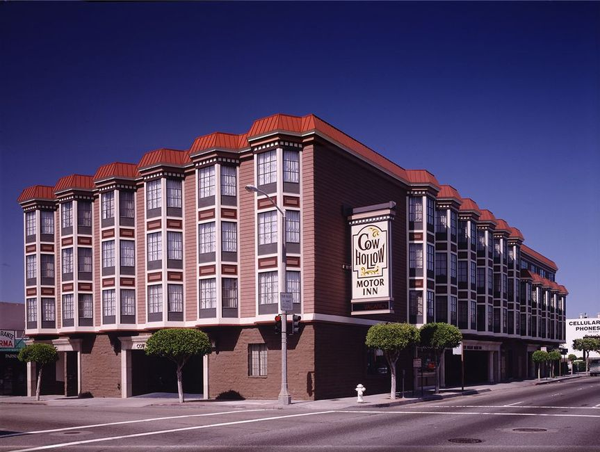 Hotel San Francisco Marina Inn