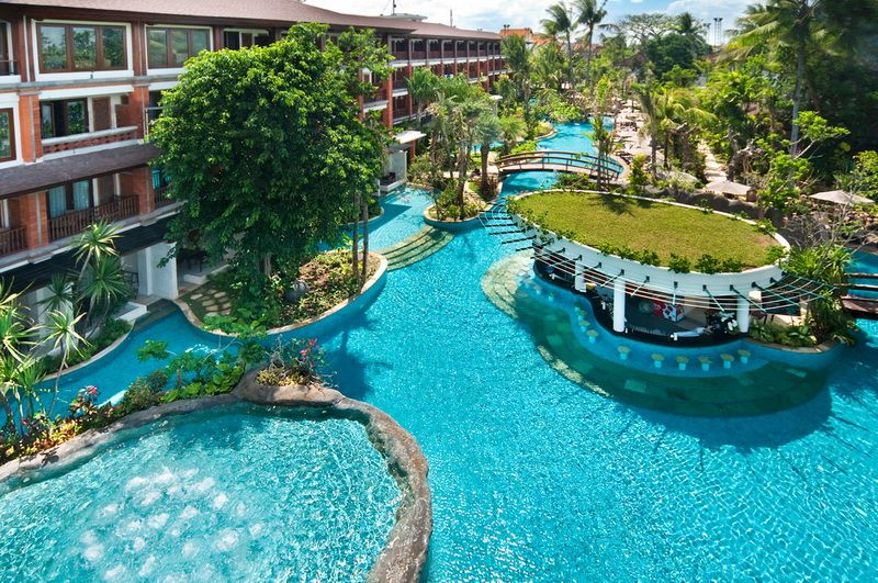 Resort padma resort legian legian for Best hotel di bali